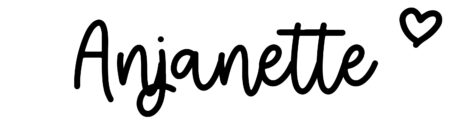 About the baby nameAnjanette, at Click Baby Names.com