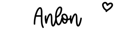 About the baby name Anlon, at Click Baby Names.com