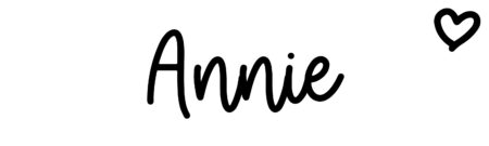 About the baby nameAnnie, at Click Baby Names.com