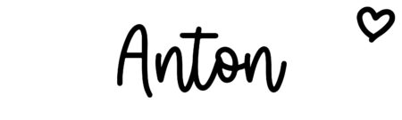 About the baby name Anton, at Click Baby Names.com