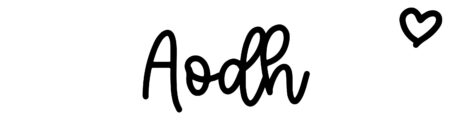 About the baby name Aodh, at Click Baby Names.com