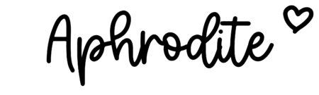 About the baby name Aphrodite, at Click Baby Names.com