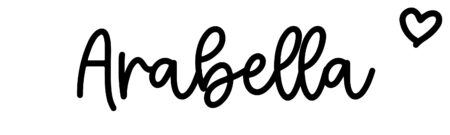 About the baby name Arabella, at Click Baby Names.com
