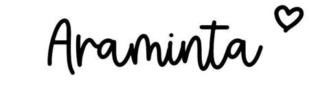 About the baby nameAraminta, at Click Baby Names.com