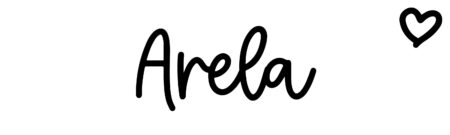 About the baby name Arela, at Click Baby Names.com