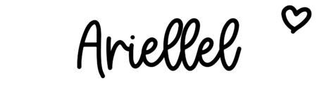 About the baby name Ariellel, at Click Baby Names.com