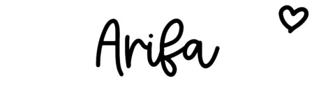 About the baby name Arifa, at Click Baby Names.com