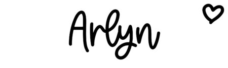 About the baby name Arlyn, at Click Baby Names.com