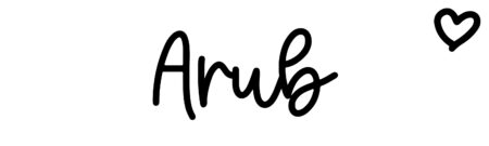 About the baby nameArub, at Click Baby Names.com