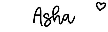 About the baby name Asha, at Click Baby Names.com