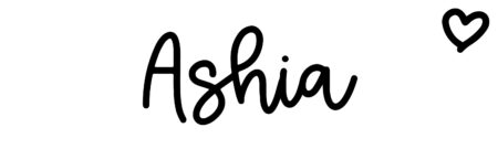 About the baby name Ashia, at Click Baby Names.com