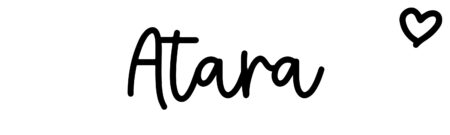About the baby nameAtara, at Click Baby Names.com