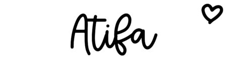 About the baby name Atifa, at Click Baby Names.com