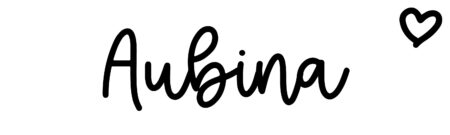 About the baby nameAubina, at Click Baby Names.com
