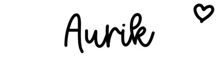 About the baby name Aurik, at Click Baby Names.com