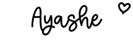 About the baby name Ayashe, at Click Baby Names.com