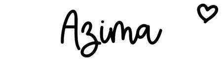 About the baby nameAzima, at Click Baby Names.com