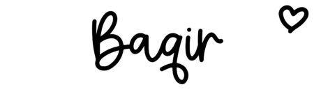 About the baby nameBaqir, at Click Baby Names.com