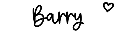 About the baby name Barry, at Click Baby Names.com