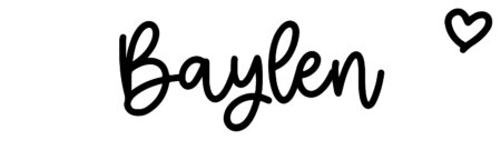 About the baby nameBaylen, at Click Baby Names.com
