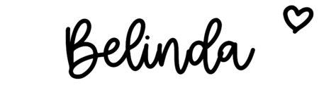 About the baby nameBelinda, at Click Baby Names.com