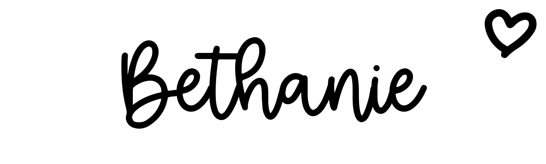 Bethanie - Click Baby Names