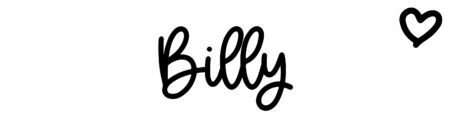 About the baby nameBilly, at Click Baby Names.com
