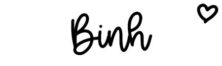 About the baby name Binh, at Click Baby Names.com