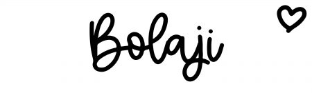 About the baby nameBolaji, at Click Baby Names.com