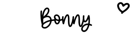 About the baby nameBonny, at Click Baby Names.com