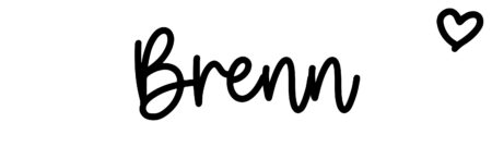 About the baby name Brenn, at Click Baby Names.com