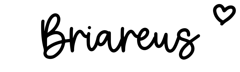 Briareus - Click Baby Names
