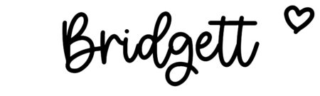 About the baby nameBridgett, at Click Baby Names.com