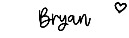 About the baby nameBryan, at Click Baby Names.com