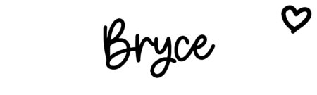 About the baby name Bryce, at Click Baby Names.com