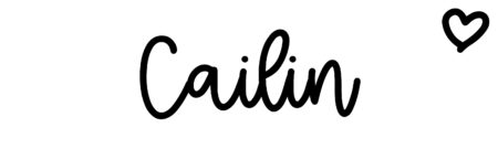 About the baby name Cailin, at Click Baby Names.com