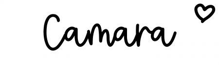 About the baby nameCamara, at Click Baby Names.com