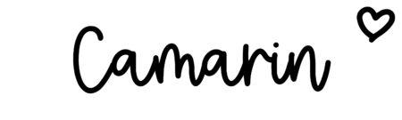 About the baby nameCamarin, at Click Baby Names.com