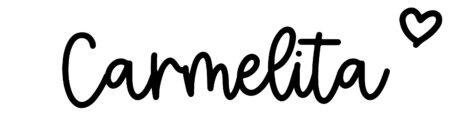 About the baby nameCarmelita, at Click Baby Names.com