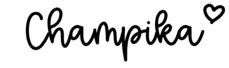 About the baby nameChampika, at Click Baby Names.com