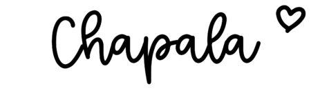 About the baby nameChapala, at Click Baby Names.com