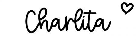About the baby nameCharlita, at Click Baby Names.com