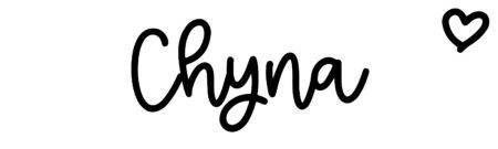 About the baby nameChyna, at Click Baby Names.com