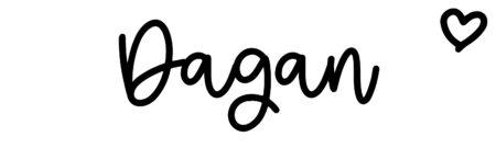 About the baby nameDagan, at Click Baby Names.com