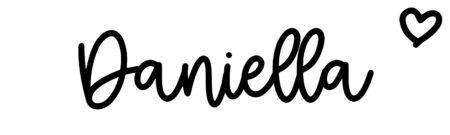 About the baby nameDaniella, at Click Baby Names.com
