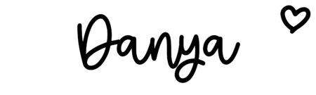 About the baby nameDanya, at Click Baby Names.com