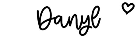 About the baby name Danyl, at Click Baby Names.com
