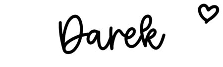 About the baby nameDarek, at Click Baby Names.com