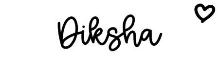 About the baby nameDiksha, at Click Baby Names.com