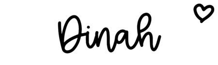 About the baby nameDinah, at Click Baby Names.com